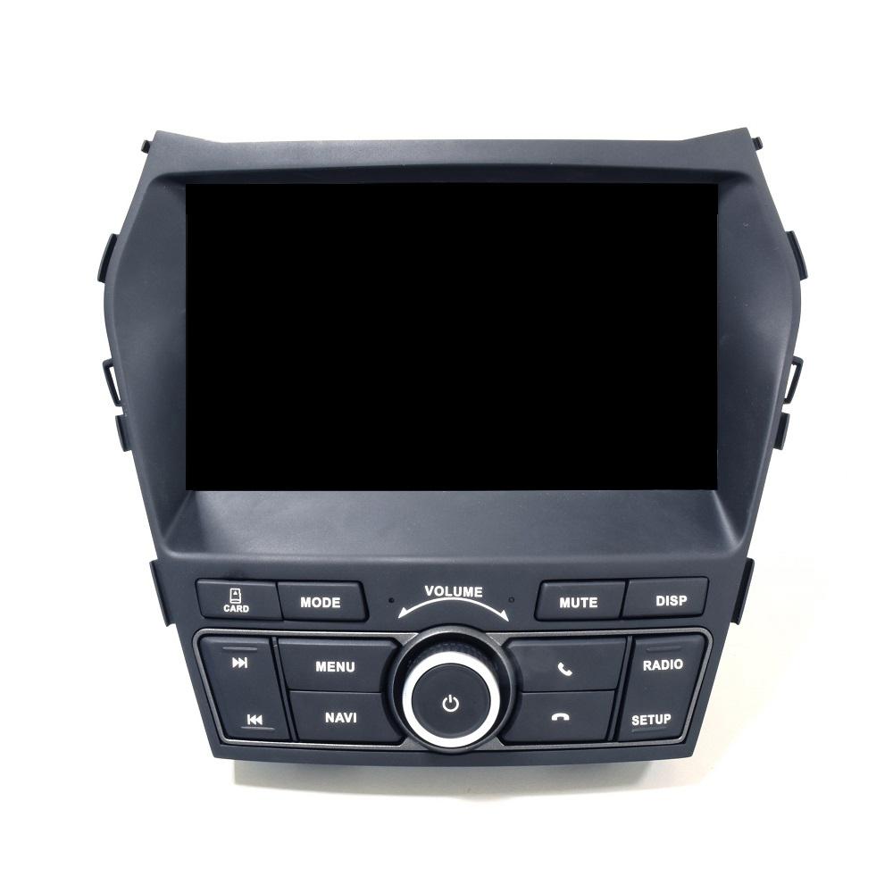 Магнитола Hyundai Santa Fe 2012-2018 DAYSTAR DS-7004ZH (+ Камера заднего вида в подарок!)