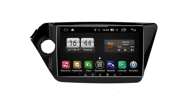 Штатная магнитола FarCar s175 для KIA Rio на Android (L106R) цена