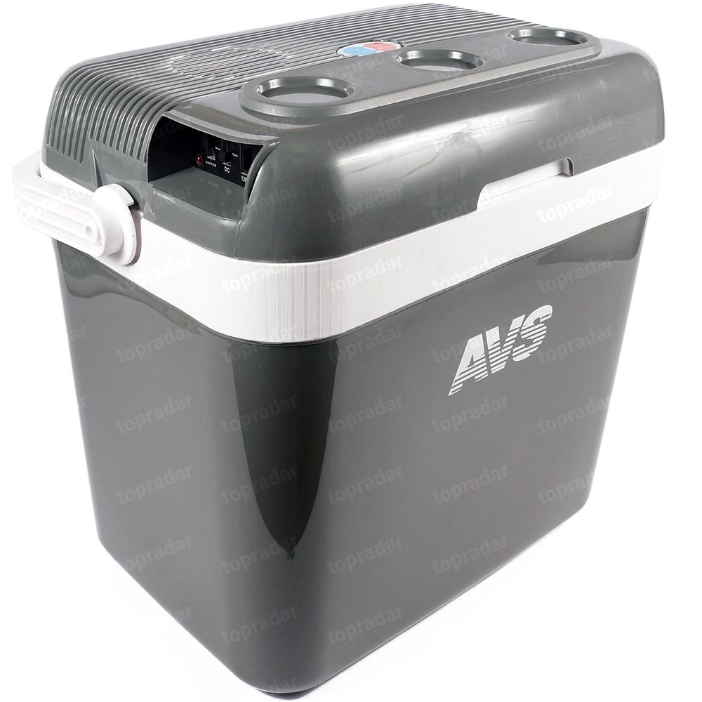 Термоэлектрический автохолодильник AVS CC-32B (+ Четыре аккумулятора холода в подарок!)