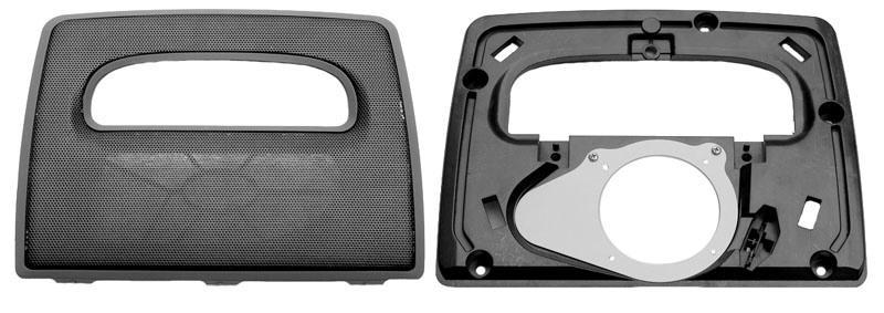 Переходная рамка Intro RVL-N11 Volvo XC90 для штатного монитора в торпеде