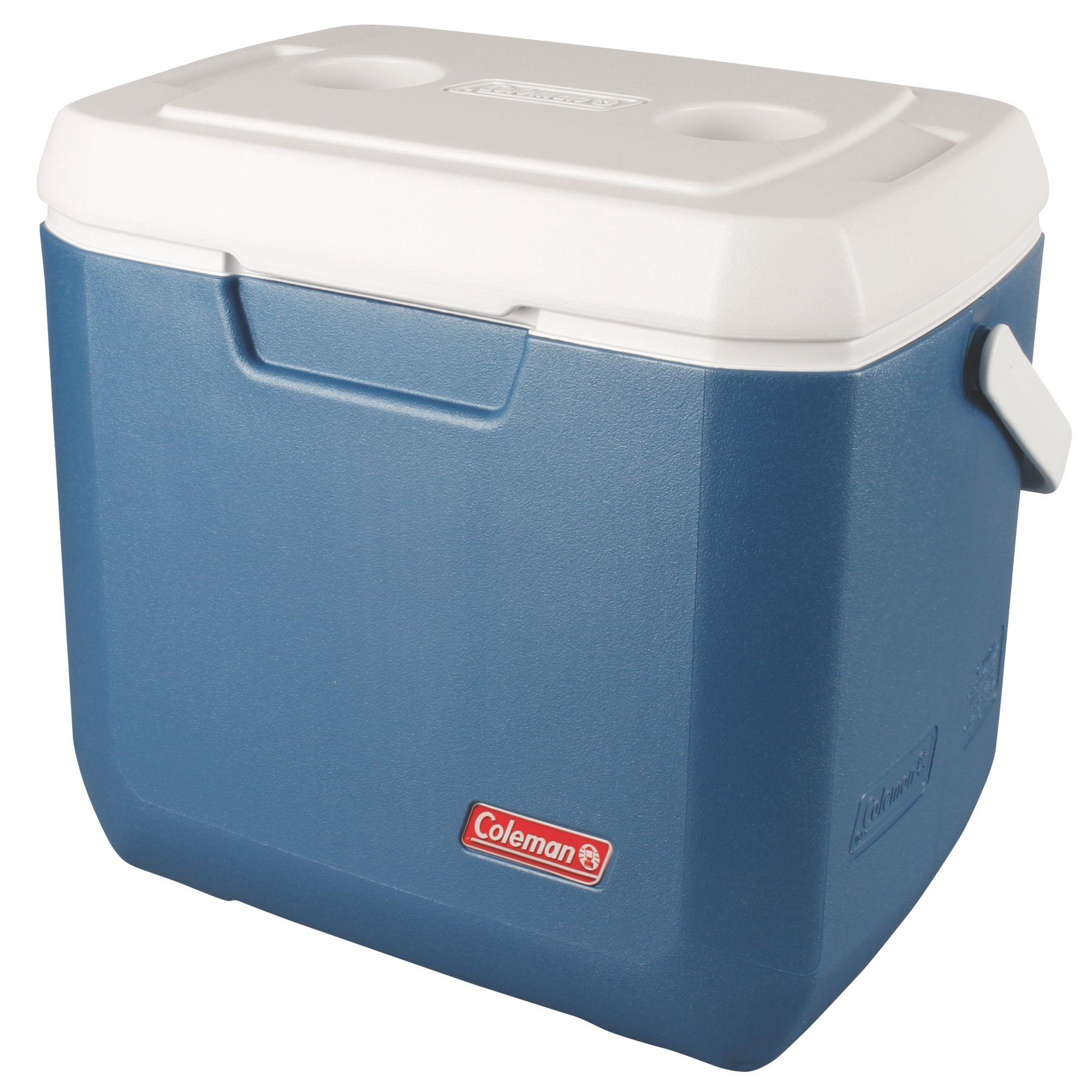 Контейнер изотермический Coleman 28 QUART XTREME BLUE (26.5 литров) цена