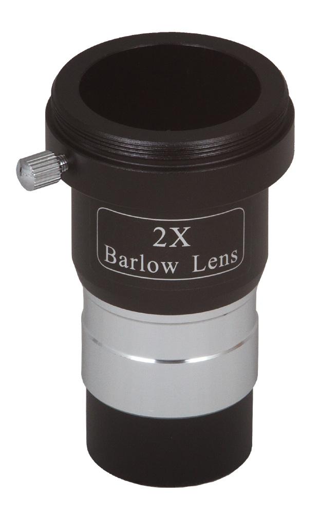 Фото - Линза Барлоу Sky-Watcher 2x, 1,25, с адаптером для камеры линза барлоу celestron 2х с т адаптером 1 25