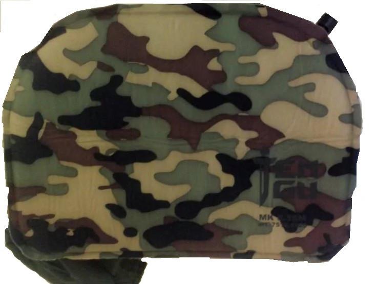 Подушка Tengu TENGU PILLOW Mk 5.16 woodland, 40x30x2,5, 7516.1020 (+ Антисептик-спрей для рук в подарок!)