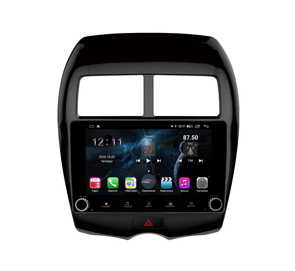 Штатная магнитола FarCar s400 для Mitsubishi Asx, Peugeot 4008, Citroen Aircross на Android (H026RB) (+ Камера заднего вида в подарок!)