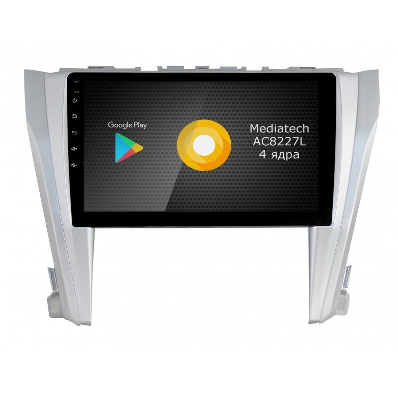 Штатная магнитола Roximo S10 RS-1117 для Toyota Camry v55 (Android 8.1) (+ Камера заднего вида в подарок!)