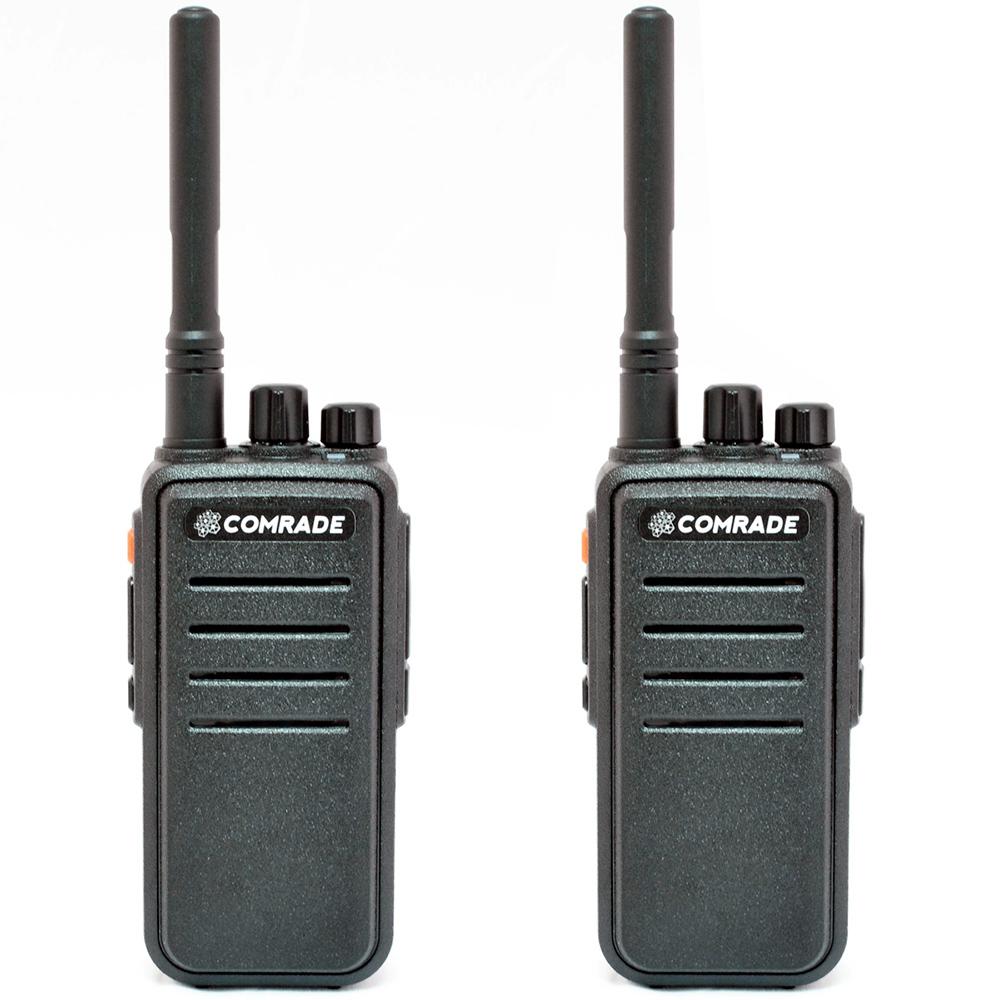 Комплект раций Comrade R7 VHF Dual (Официальный дилер в России!) радиостанция портативная midland xt60