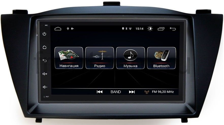 цена на Штатная магнитола LeTrun 2380-RP-HDI35-32 для Hyundai ix35 (2010-2015), Tucson II (2009-2015) Android 8.0.1 MTK-L
