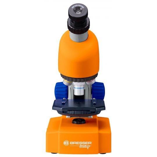 Фото - Микроскоп Bresser Junior 40–640x с набором для опытов, в кейсе (+ Книга знаний «Невидимый мир» в подарок!) микроскоп bresser junior 40–640x с набором для опытов в кейсе