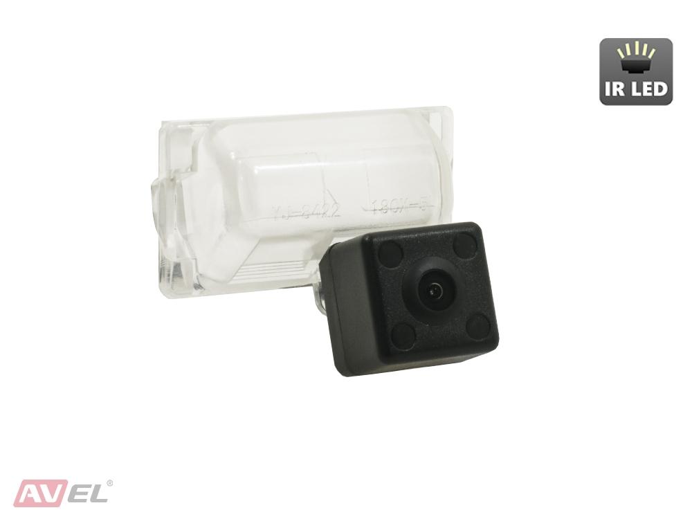 CMOS ИК штатная камера заднего вида AVS315CPR (#087) для автомобилей TOYOTA