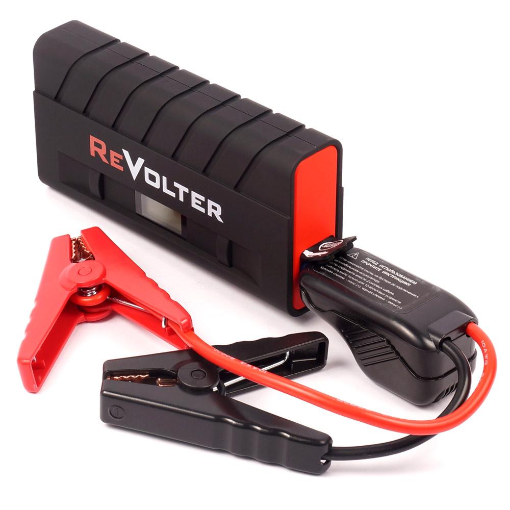 Пусковое универсальное устройство Revolter Nitro (+ Салфетки из микрофибры для любых задач в подарок!)