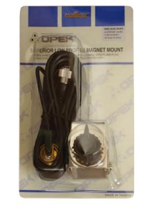 Кронштейн для крепления на желоб OPEK AM-503/ PS-17 UHF магнитное основание тройное opek am 911 uhf