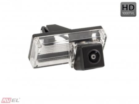 CCD HD штатная камера заднего вида AVS327CPR (#094) для автомобилей LEXUS/ TOYOTA