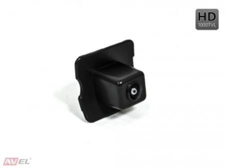 Фото - CCD HD штатная камера заднего вида AVS327CPR (#181) для автомобилей MERCEDES-BENZ камера заднего вида