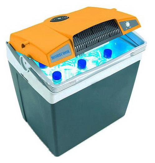 цены Термоэлектрический автохолодильник Mobicool G30 AC/DC (29л, 12/220В)