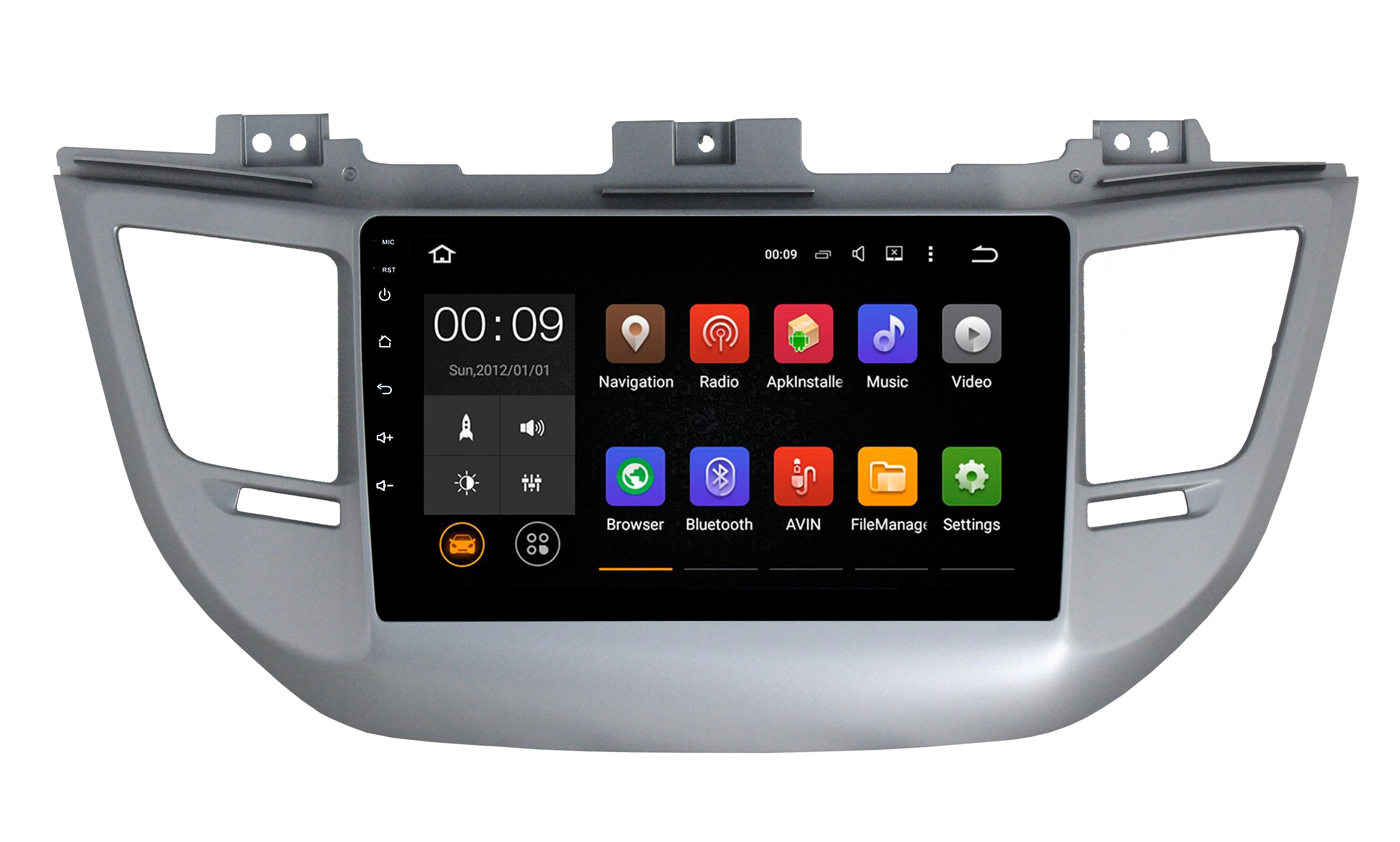 Штатная магнитола Roximo 4G RX-2013-N18 для Hyundai Tucson 2018+ (+ Камера заднего вида в подарок!)