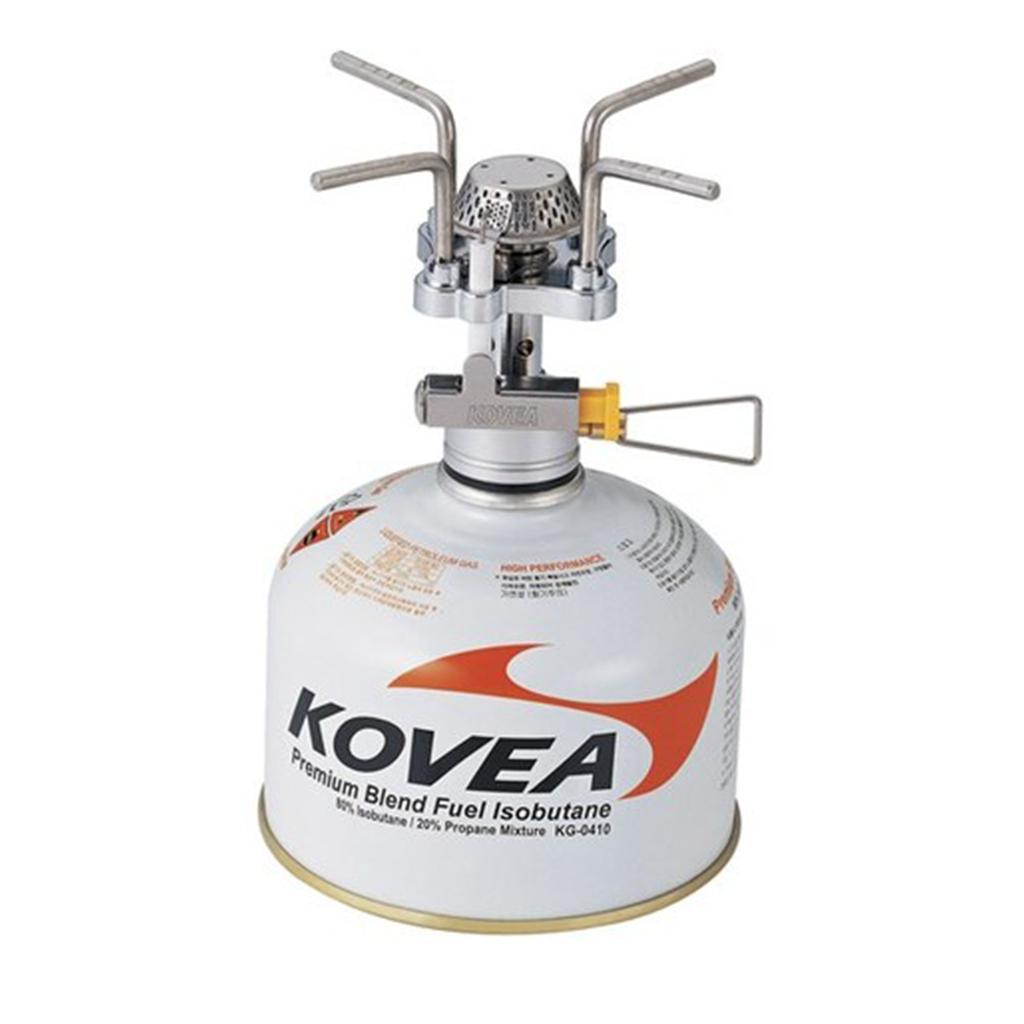 Горелка газовая Kovea Solo Stove (+ Поливные капельницы в подарок!) цена
