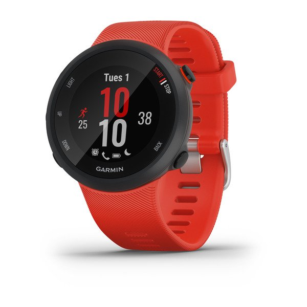 Часы для бега с GPS Garmin Forerunner 45 Красный