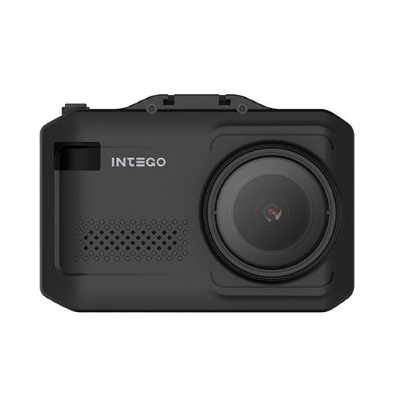 Видеорегистратор с радар-детектором Intego VX-1000SW (+ Антисептик-спрей для рук в подарок!)