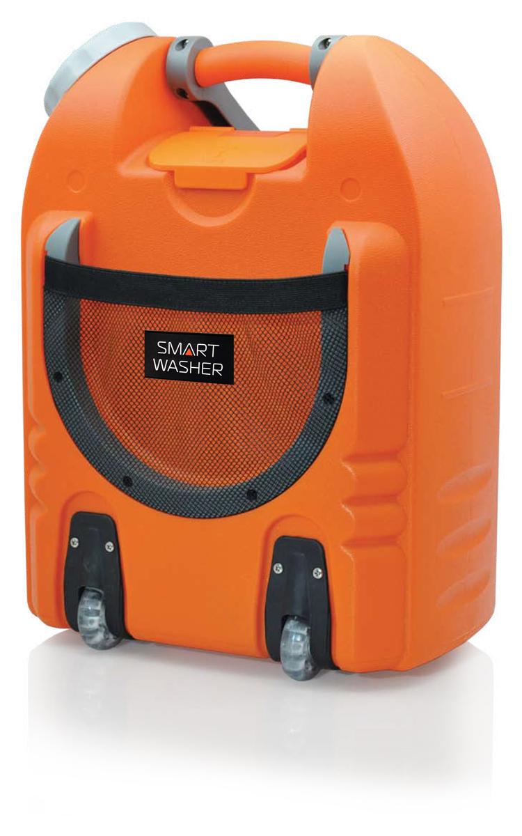 Минимойка трансформер аккумуляторная BERKUT Smart Washer SW-20T (2,5 л/мин, 75 Вт, 20 л, автономная) smart washer sw c1