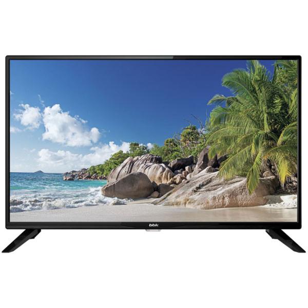 Телевизор BBK 39 39LEX-7145/TS2C черный