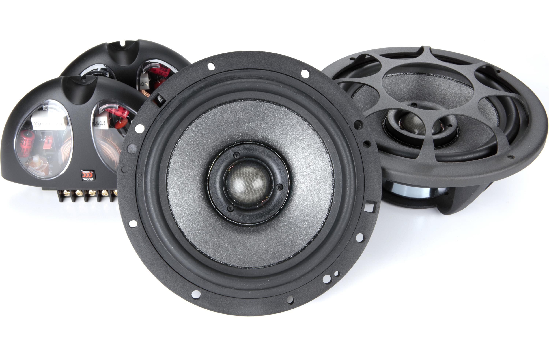 2-полосная коаксиальная акустика Morel Hybrid Integra 602