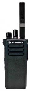 Профессиональная портативная рация Motorola DP4400 (+ настройка и программирование)
