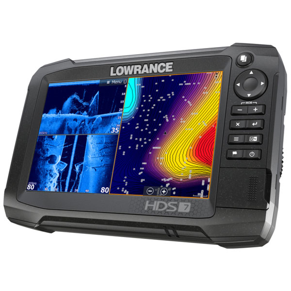 Lowrance HDS-7 Carbon lowrance elite 7 ti