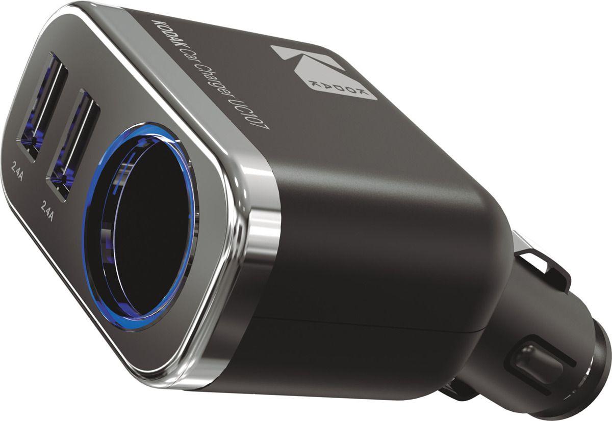 Автомобильное зарядное устройство KODAK UC107(2 USB, Quick Charge 3.0) kodak i3250 page 2
