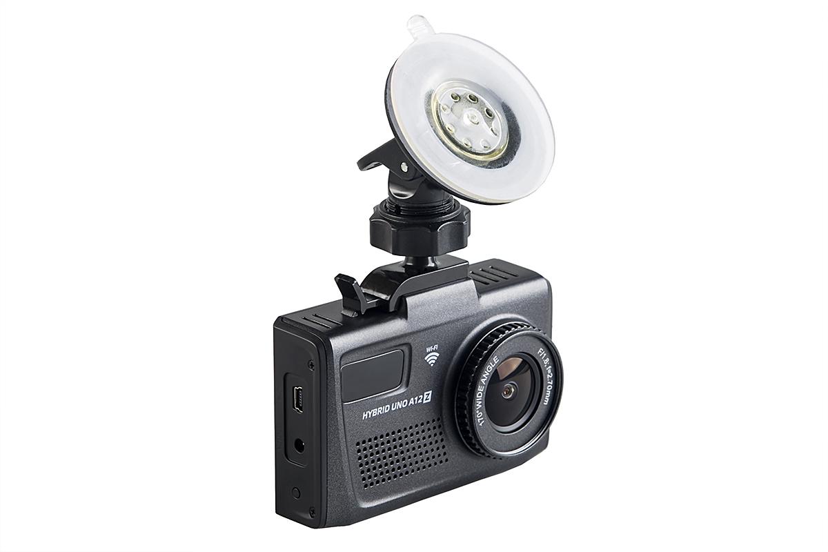 Видеорегистратор с радар-детектором SilverStone F1 HYBRID UNO A12 Z Wi-Fi (+ Разветвитель в подарок!)