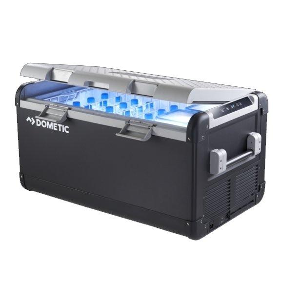 Компрессорный холодильник с морозильной камерой Dometic CoolFreeze CFX 100W (88л, 12/24/220В) мобильный холодильник dometic acx35 серый