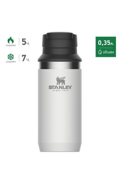 Белая термокружка STANLEY Adventure 0,35L 10-02284-017