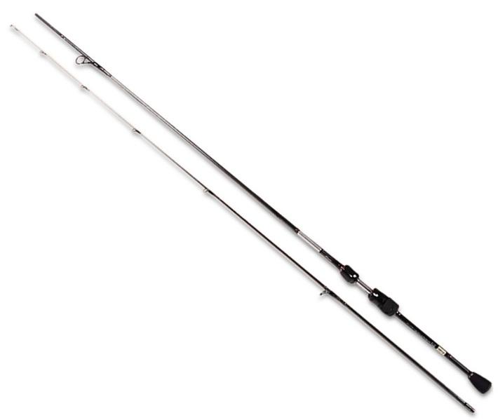 Удилище спиннинговое DAIWA GEKKABIJIN EX AGS 71,5L-S (длина 2,17м, тест 1-10гр.) удилище спиннинговое norstream advance 822mh