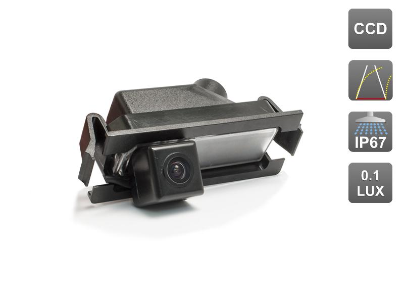 CCD штатная камера заднего вида с динамической разметкой AVIS Electronics AVS326CPR (#030) для HYUNDAI SOLARIS HATCH / KIA RIO III HATCH (2012-...) ccd штатная камера заднего вида с динамической разметкой avis electronics avs326cpr 044 для mazda сх 5 сх 7 сх 9 mazda 3 hatchback mazda 6 gg gy sedan 2002 2008 mazda 6 gh sport wagon 2007 2012