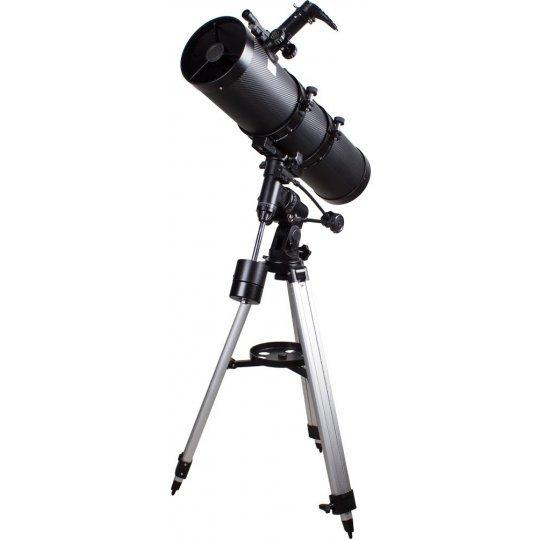 Фото - Телескоп Bresser Pollux 150/1400 EQ3 (+ Книга «Космос. Непустая пустота» в подарок!) телескоп bresser arcturus 60 700 az книга космос непустая пустота в подарок