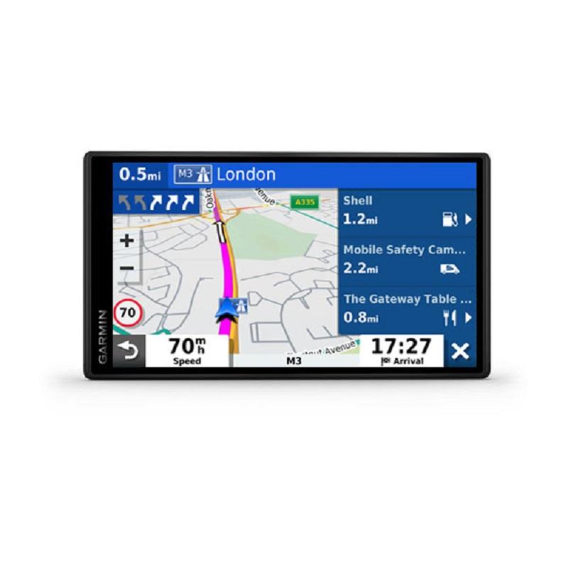 Автомобильный навигатор DriveSmart 55 Full EU MT-S Вся Европа (+ Карта памяти на 8 ГБ в подарок!) оптовая gps навигатор батарея для garmin edge 305 p n 361 00025 00 бесплатная доставка