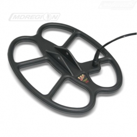 Катушка Detech SEF 15x12 DD для Tesoro Cortes катушка tesoro 12x10 concentric короткий кабель 5k
