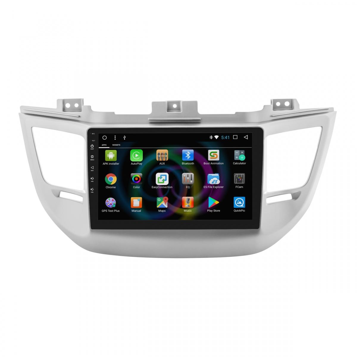 Штатное головное устройство MyDean B546 для Hyundai Tucson (2015-2018) (+ Камера заднего вида в подарок!) цены онлайн