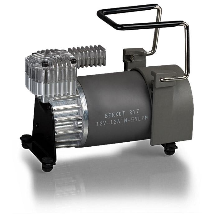 Компрессор автомобильный Беркут R17 компрессор для шин e74 auto 12v 150 psi