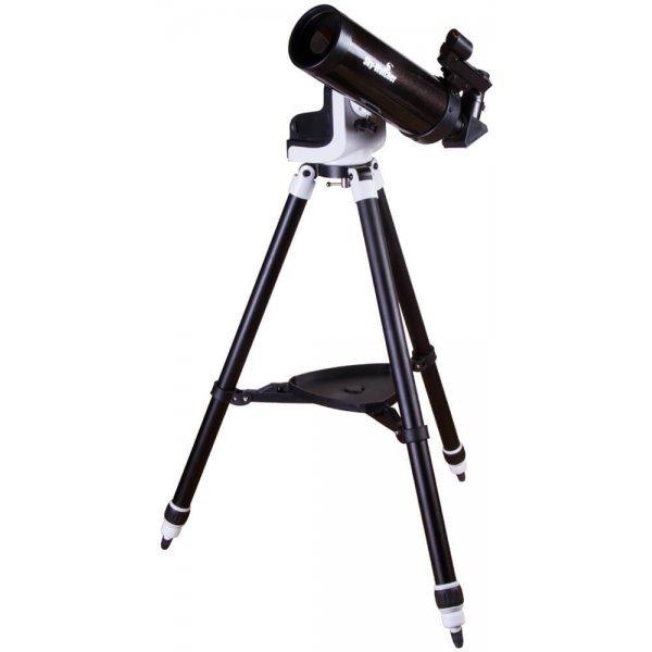 Фото - Телескоп Sky-Watcher MAK80 AZ-GTe SynScan GOTO (+ Книга знаний «Космос. Непустая пустота» в подарок!) читаем по слогам и играем теремок