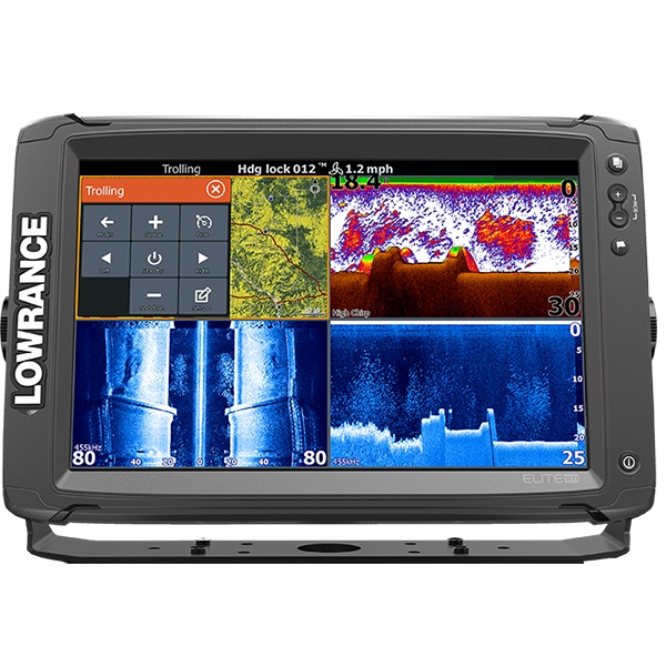 все цены на Lowrance Elite-12Ti Mid/High/TotalScan