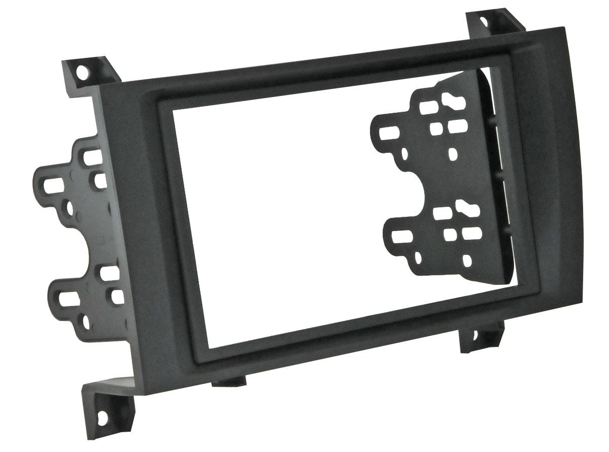 Переходная рамка Incar RMB-SLK01 для Mercedes SLK (R171) 2004-2011 (крепеж)