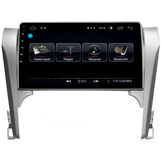 Штатная магнитола LeTrun 1897 для Toyota Camry V50 2011-2014 Android 8.0.1 MTK-L 2Gb 7060b 7 inch 12v auto 2 din bluetooth tft screen car audio stereo mp3 mp4 mp5 player support aux fm usb sd mmc