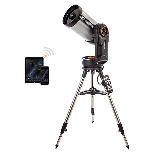 Фото - Телескоп Celestron NexStar Evolution 8 (+ Книга «Космос. Непустая пустота» в подарок!) телескоп celestron аstromaster 76 eq книга знаний космос непустая пустота в подарок