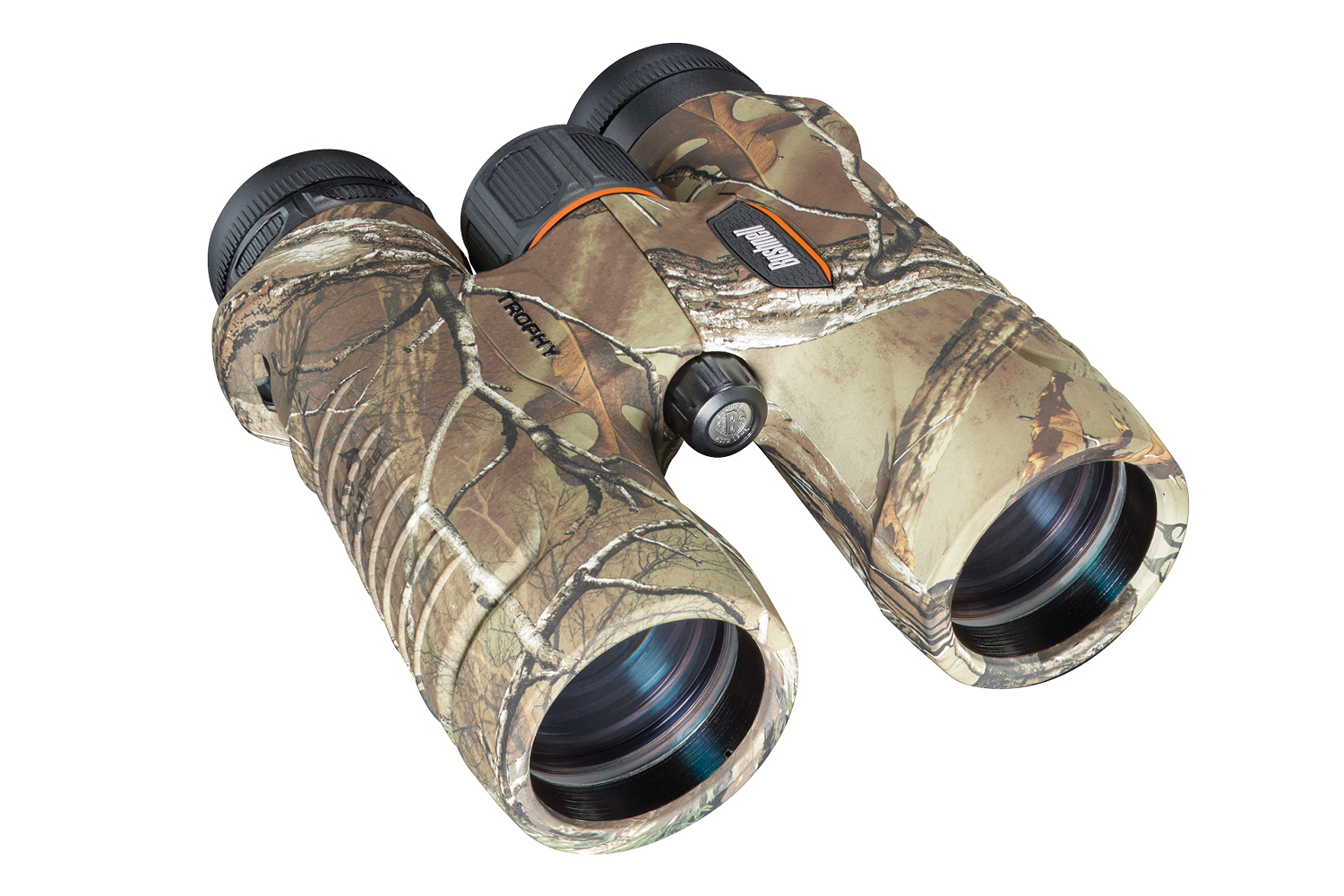 Бинокль Bushnell TROPHY 10x42 camo бинокль carl zeiss 10x42 hd conquest