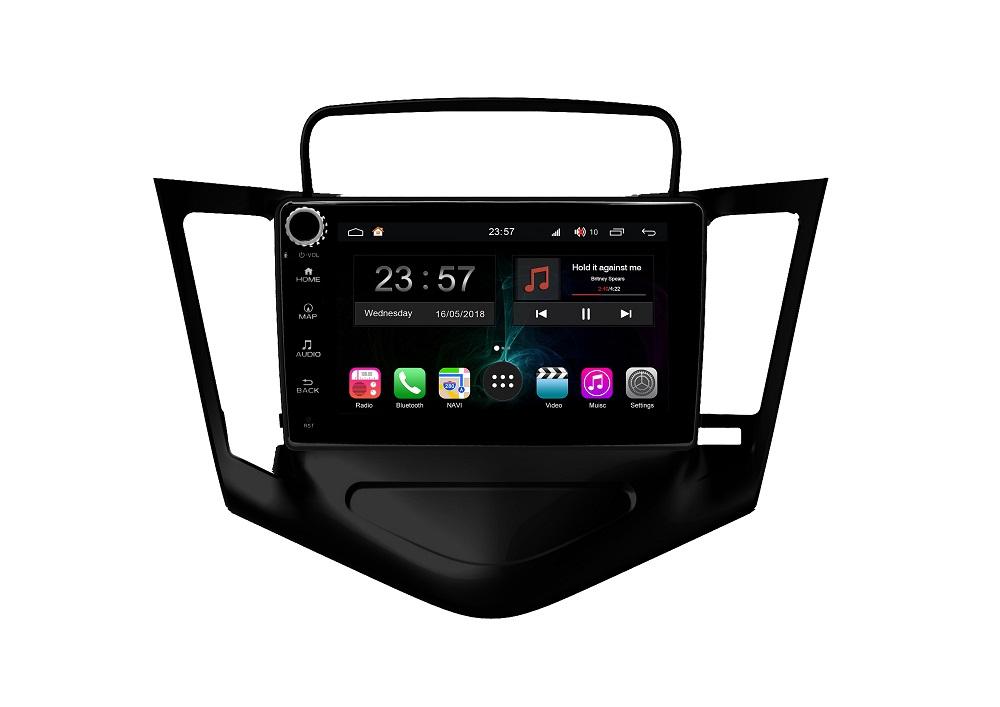Штатная магнитола FarCar s300-SIM 4G для Chevrolet Cruze на Android (RG045RB) (+ Камера заднего вида в подарок!)