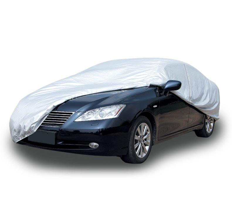 Тент-чехол для автомобиля водонепроницаемый AVS СС-520 S (406х165х119см) тент avs cc 520 влагостойкий размер l 457х165х119см на автомобиль