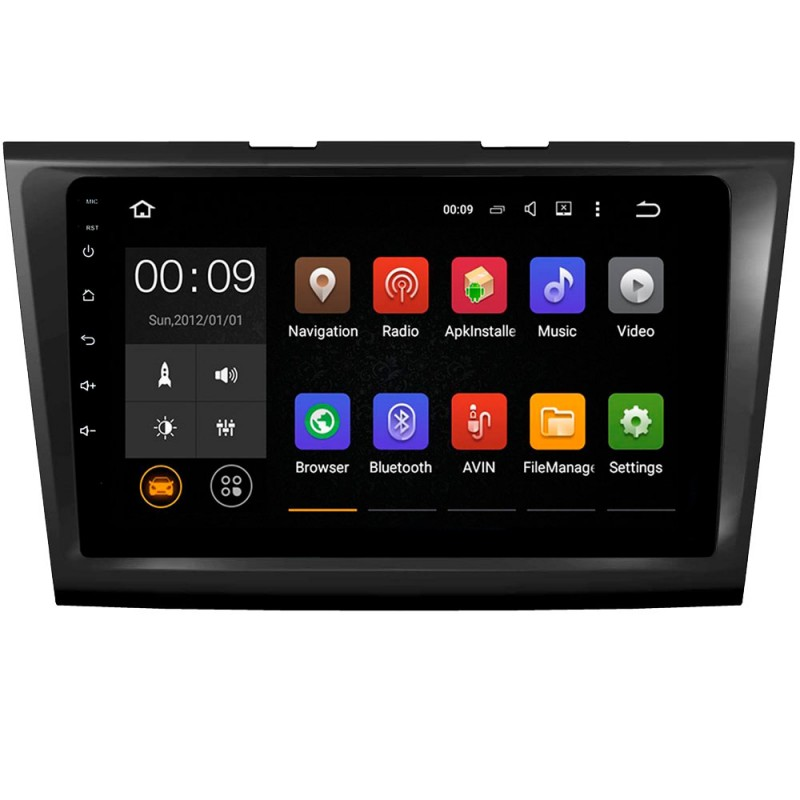 Штатная магнитола Roximo 4G RX-1707 для Ford Taurus (Android 6.0)Roximo<br>Магнитола со встроенным модулем 4G и WiFi . Современный восьмиядерный процессор Octa Core,ARM A53,@1.5GHz и 2Гб оперативной памяти обеспечат надежную работу устройства и установленных приложений.  Дисплей по технологии IPS, FM-Тюнер с RDS, Bluetooth.