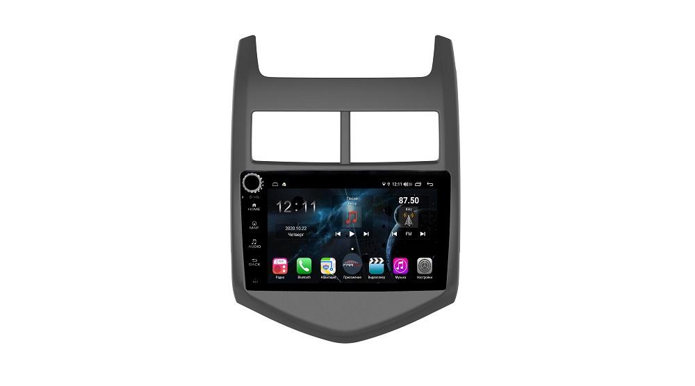 Штатная магнитола FarCar s400 для Chevrolet Aveo на Android (H107RB) (+ Камера заднего вида в подарок!)