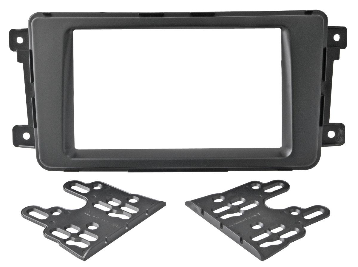 Переходная рамка Intro 95-7516A для Mazda CX9 (крепеж) переходная рамка intro 95 7516a для mazda cx9 крепеж
