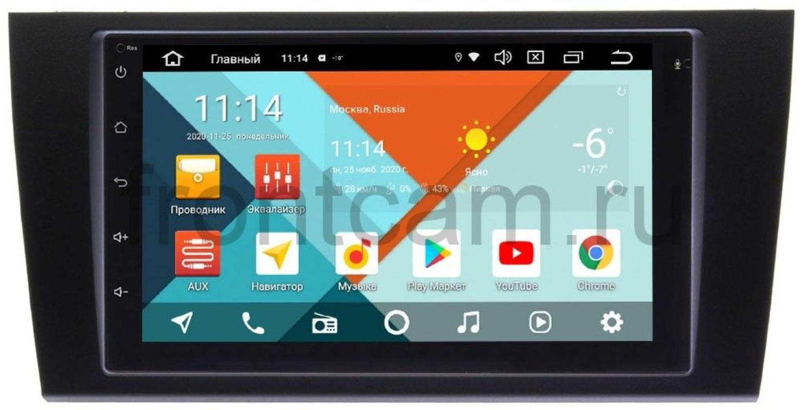 Магнитола для Lexus GS II Wide Media KS7001QR-3/32-RP-TYAR16XB-126 на Android 10(DSP CarPlay 4G-SIM) (+ Камера заднего вида в подарок!)